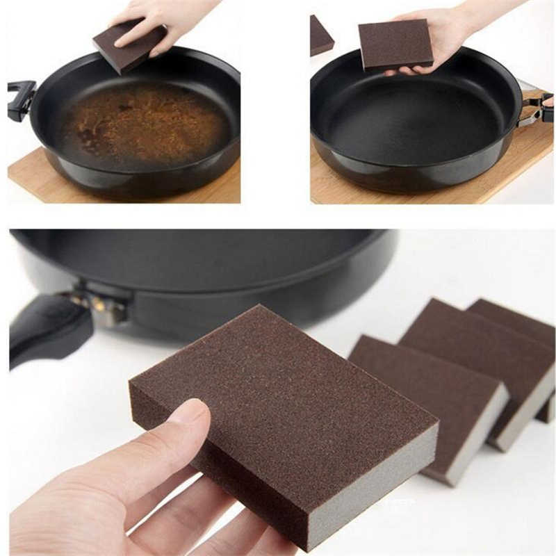 5/1pcs Melamine Sponge Kitchen Nano Emery Magic Sponge Cleaner Rub Pot Except Rust Cleaning Sponge For Kitchen Bathroom 5Z