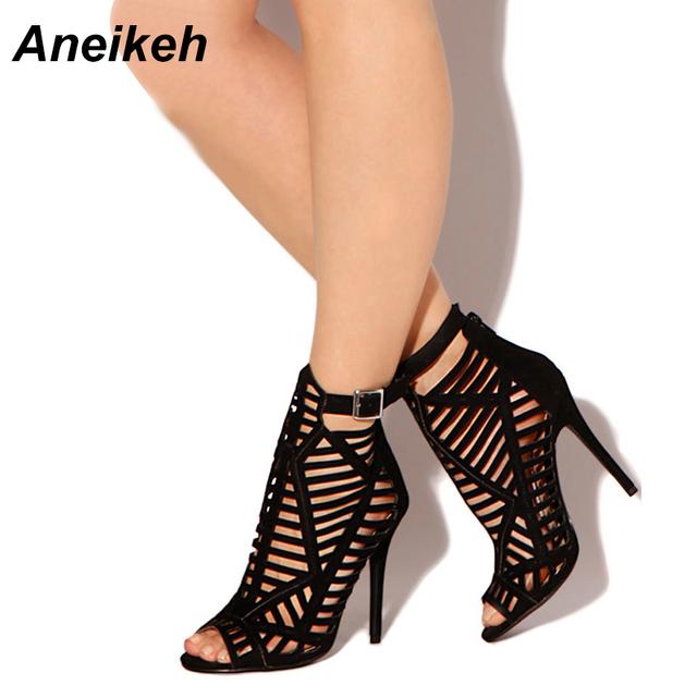 Aneikeh Open High Heels