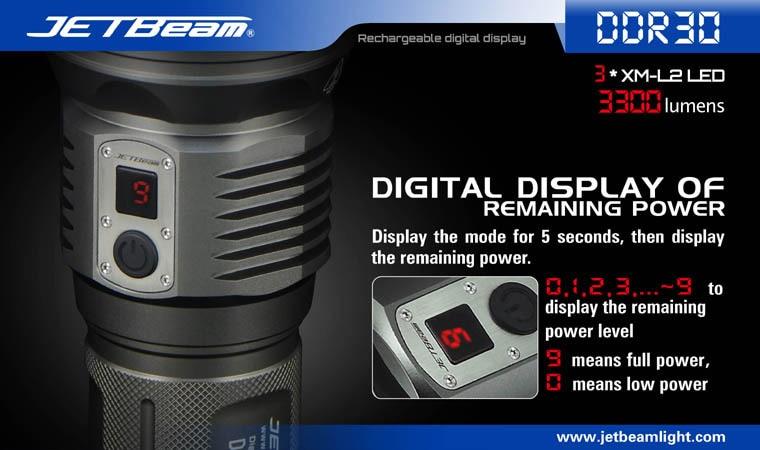 jetbeam DDR30 7