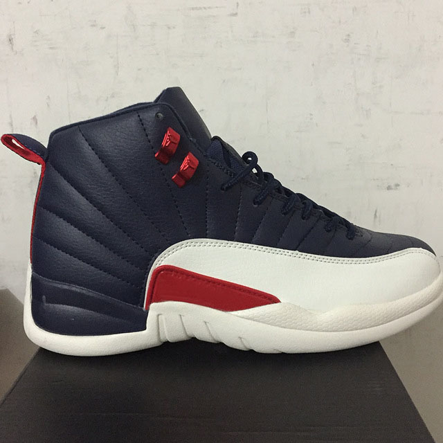 20f06723804b High Quality AJ 12 12s OVO White Gym Red Dark retro jordan Basketball Shoes  Men Women Taxi Blue Suede Flu Game Sneakers size 47-in Basketball Shoes  from ...