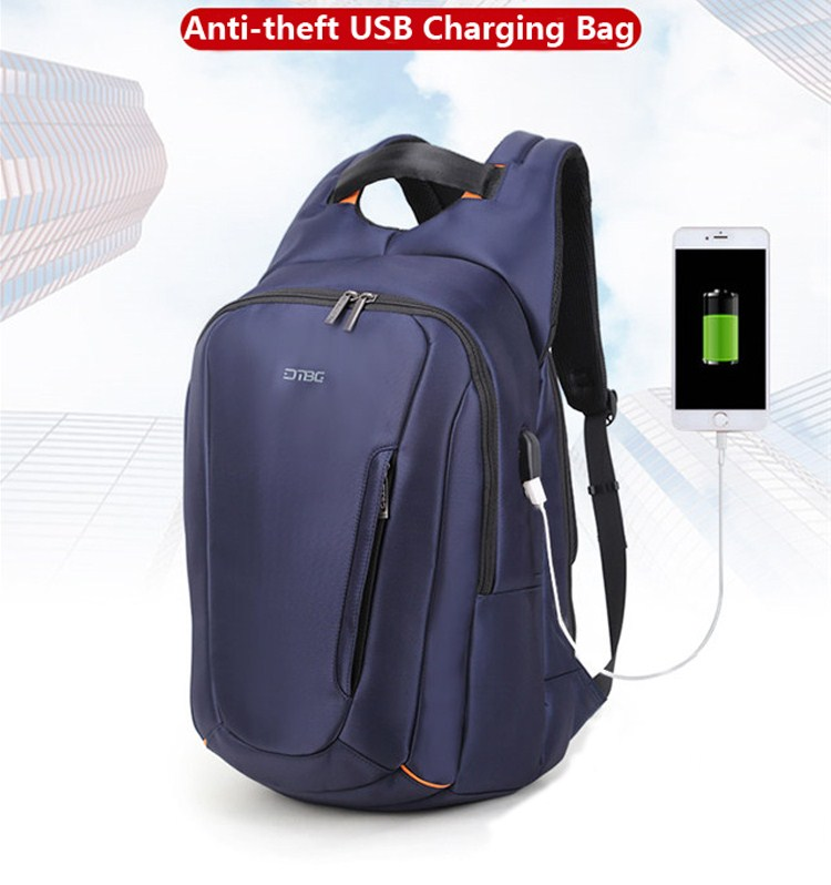 b9b1cdbe84e6 ... Laptop Backpack for Men With External USB Charge Port Water Resistant  Travel School Computer Bag. Feedback from our Russia buyer  121 1213. bag
