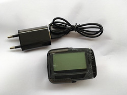 Pocsag pager, PLL or Crystal. Flex and Pocsag support, frequency 137-930Mhz, rechargeable USB ID programmer, connect computer