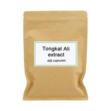 400 шт Высокое качество чистый, экстракт Тонгкат Али, Eurycoma longifolia, Pasak Bumi, Dongge Ali, Cay Ba Binh