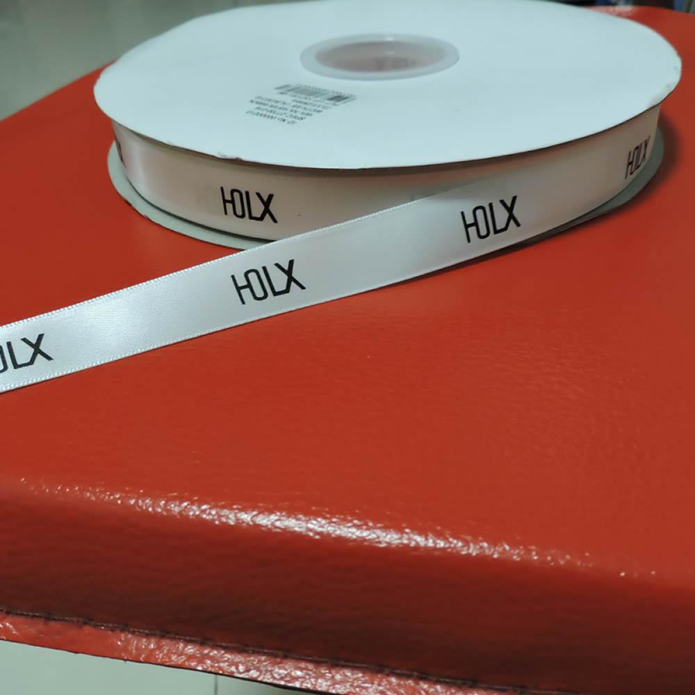 Custom Gift Ribbon/ Print Logo Satin Ribbon/packaging Ribbon For Wedding/birthday