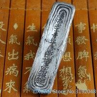 TNUKK La dinastía Ming en la antigua China de piezas rectangulares de plata lingote.