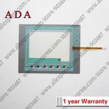 Dokunmatik ekran digitizer için 6AV6 647 0AC11 3AX0 KTP600 Dokunmatik Panel 6AV6647 0AC11 3AX0 KTP600 ile Membran Tuş Takımı