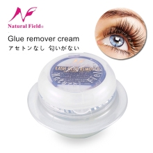 New Professional Fase Eyelash Glue Remover Eyelash Extensions Tool Cream 15g Made In Japan no Smell no stimulation Glue Remover