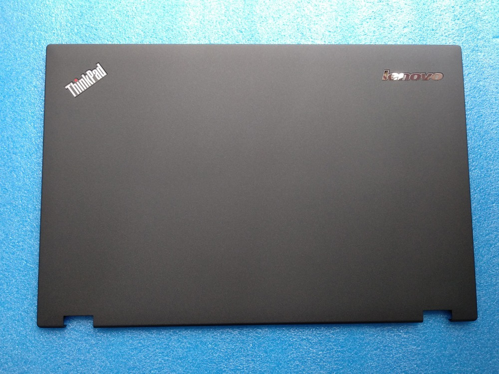 New Orig Screen shell for Lenovo Thinkpad T540P T540 W540 Lcd rear cover back Lid Flat