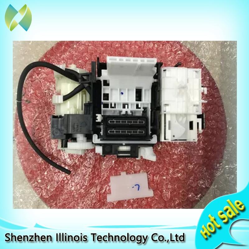 for Epson original brand new WF-7621 7111 7610 ink pump cleaning unit pump components printer parts 10pcs for epson dx5 uv printer ink damper for epson stylus proll 4000 4800 7400 7800 9800 9400 9450 flat printer uv ink damper