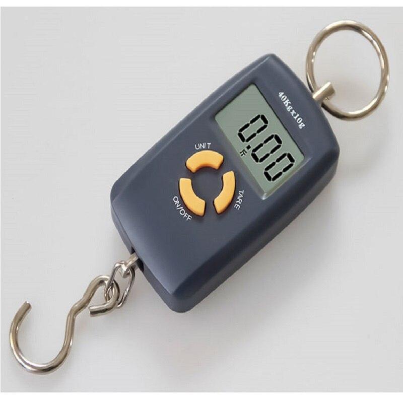 40 x 10 g-os mini hordozható elektronikus mérleg súlyú halászati - Mérőműszerek - Fénykép 2