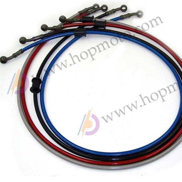1200cm Pit Bike/Dirt Bike/ATV/Motorcycle Hydraulic Reinforced Brake Or Clutch Oil Hose Line Pipe Spare Parts