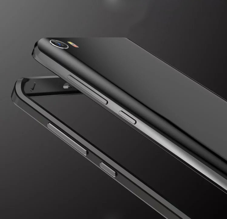imágenes para Nueva Noble de Lujo Parachoques Para Xiaomi mi Caso 5 De Aluminio Para Xiaomi M5 M 5 de Parachoques del Metal de la Marca De Aleación Avanzada de Protección