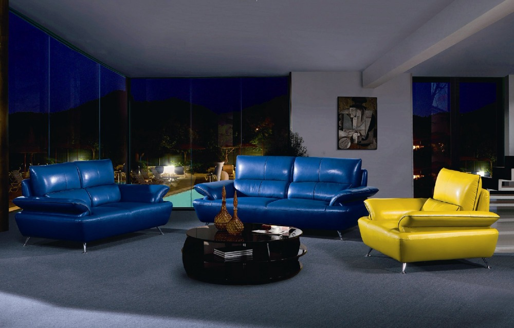 Color Options Direct Leather Sofa