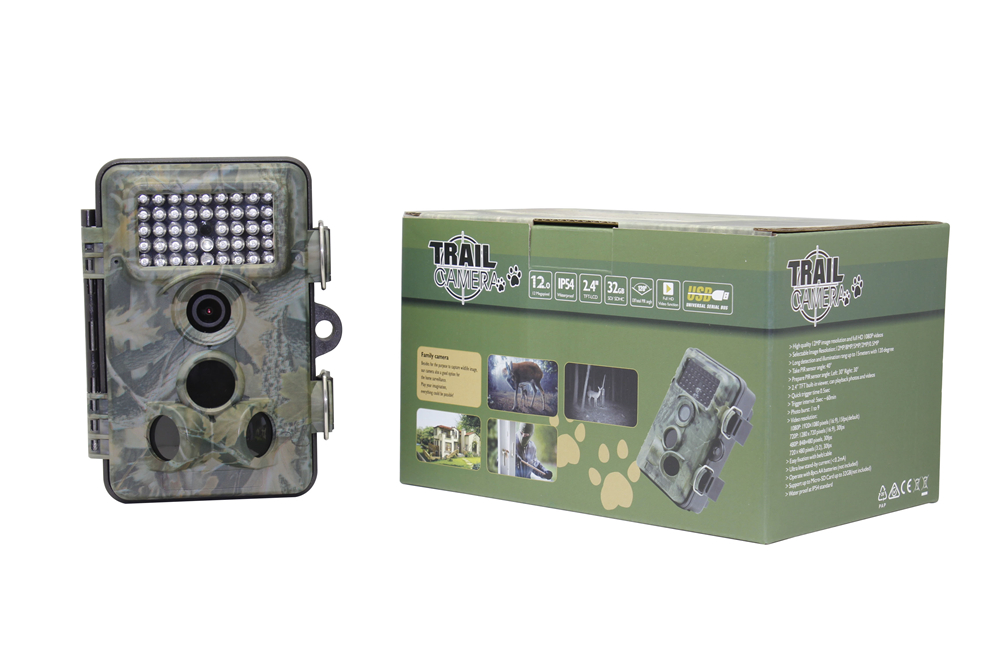 3Pcs/Lot DHL Free Quality Wildlife Hunting Camera 12MP HD Digital Infrared Scouting Trail Camera 940nm IR LED Night Vision Video 940nm scouting hunting camera 16mp 1080p new hd digital infrared trail camera 2 inch lcd ir hunter cam
