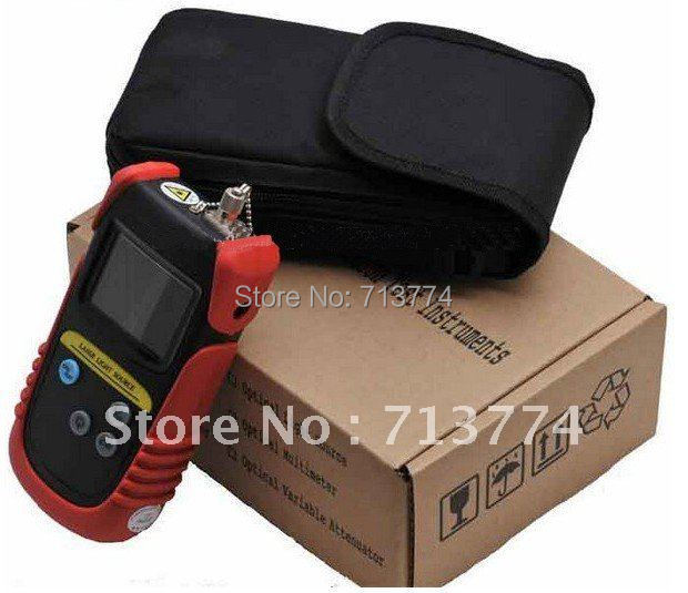 TLD7002P Hand Held Optical Laser Light Source Wavelength 1490/1310/1550nm Fast Shipping