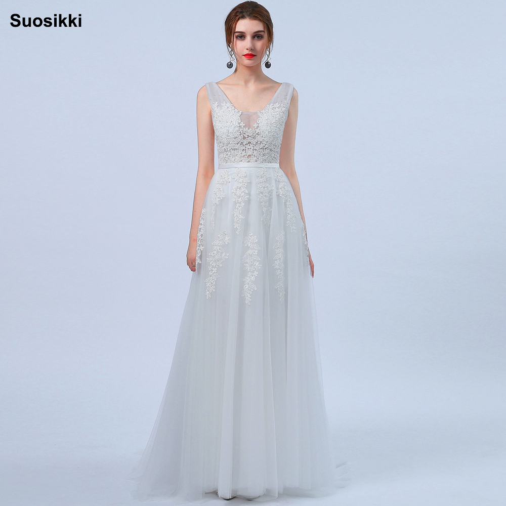 Robe De Mariage Sexy Open Back Bohemian Lace Vintage Boho Beach Wedding Dress 2017 Romantic Wedding
