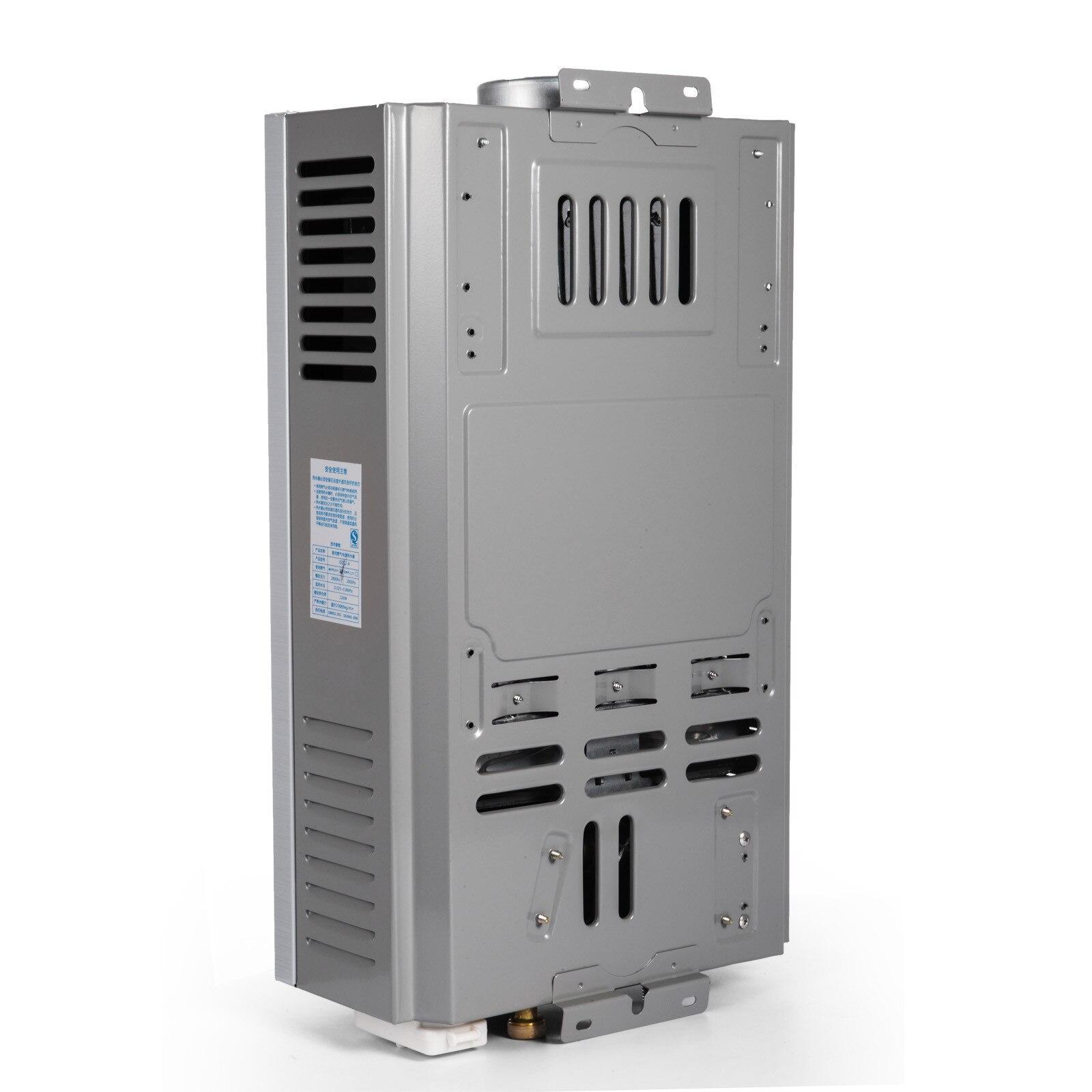 (NZ, AU) livraison gratuite offres spéciales chauffe-eau portable CE Lgp instantané/sans réservoir 6-18L Lpg chauffe-eau Propane inoxydable 2800pa - 2
