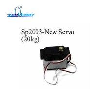 30kgs new servo for 1/5 gas car truck 94050-SP3005 r60702 zirconium straight wire 30kgs