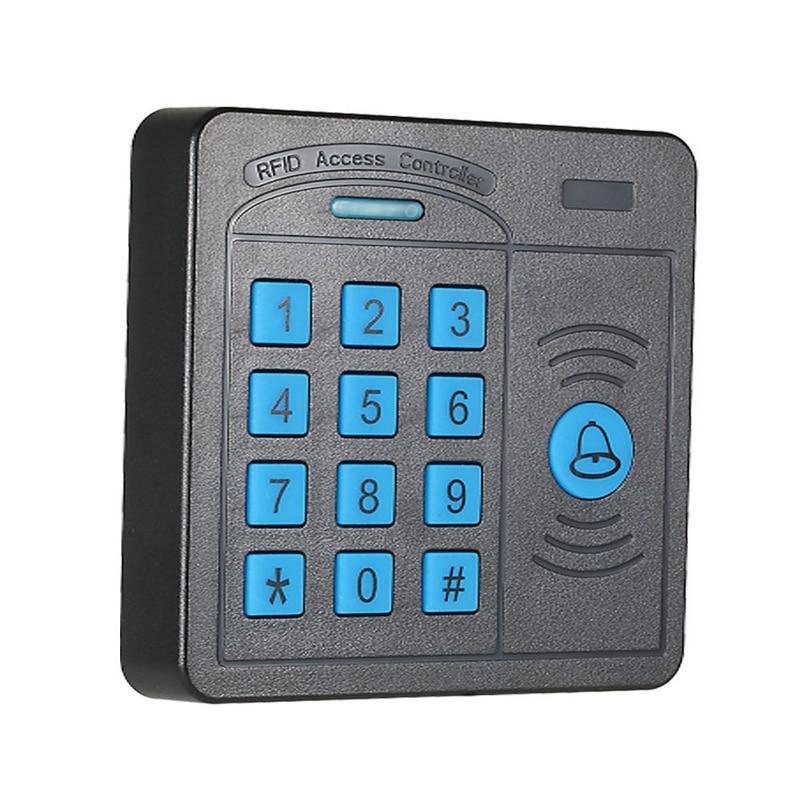 Door Access Control Controller RFID Card Password Keypad Unlock Electric Door Lock electric door lock magnetic rfid access control id password safty entry system access control password host controller
