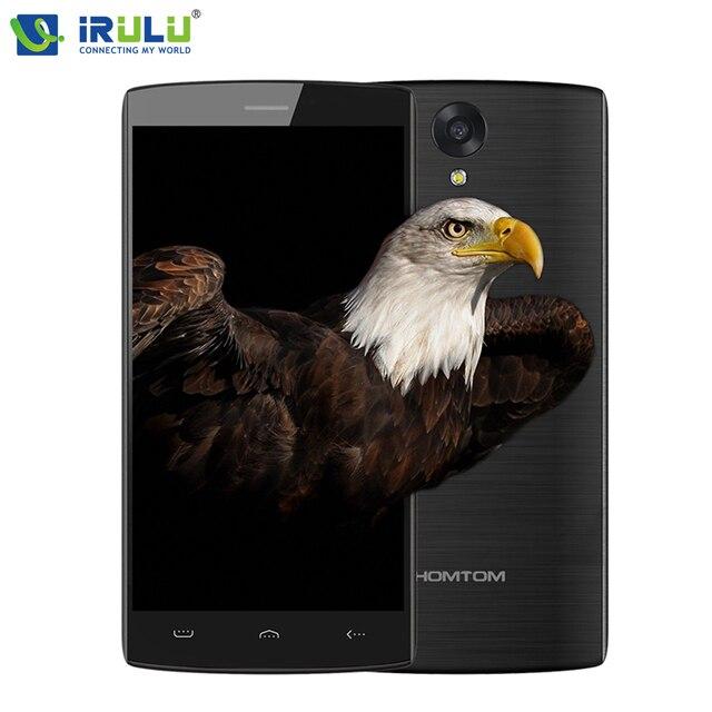 """Оригинал HOMTOM HT7 PRO 5.5 """"HD 1280*720 Смартфон Android 5.1 Quad core Мобильный Телефон MTK6735 2 ГБ + 16 ГБ 8MP 3000 мАч Dual SIM"""