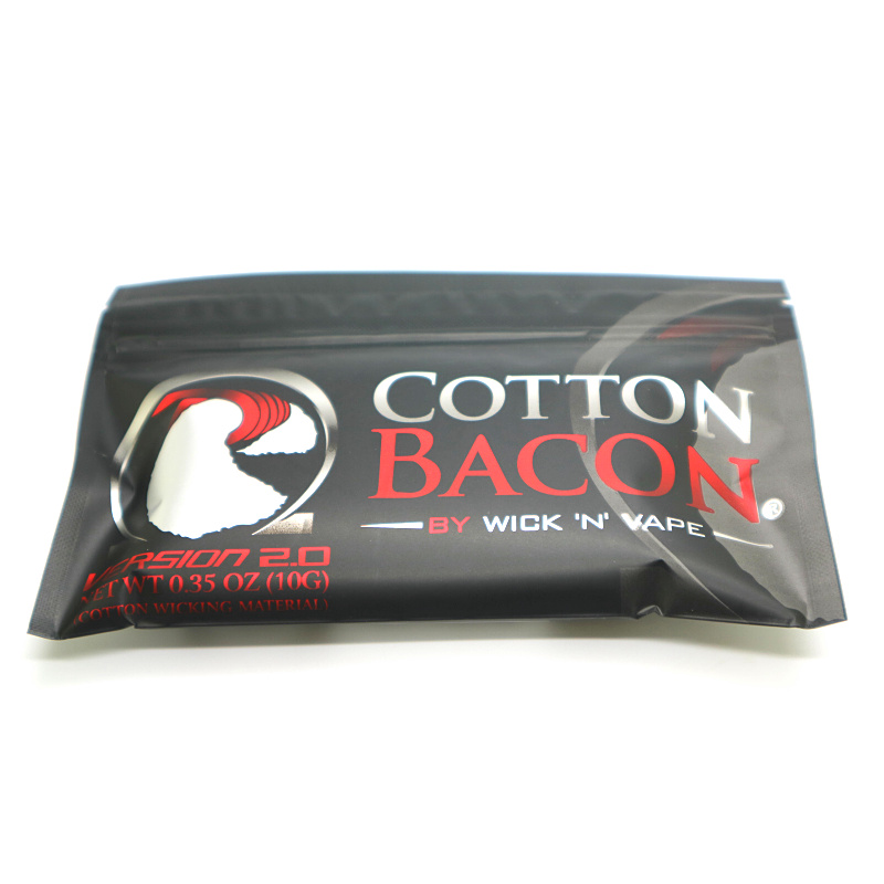 E-XY Vaper Twizer+ Cotton Bacon + 8 in 1 Prebuilt Coil Kit 8 in 1 Twisted Alien Clapton wire DIY Tools Kit For RBA RDA