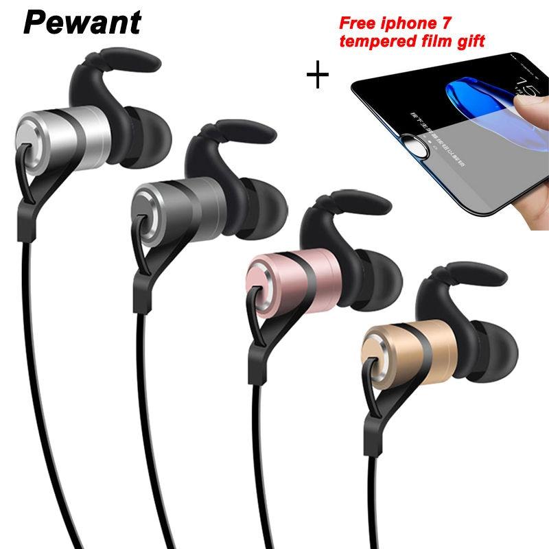 bilder für 2017 beste Pewant Drahtlose Bluetooth Kopfhörer Sport Kopfhörer Im Ohr drahtlose bluetooth für airpod apple earpod für iphone 5 6 7