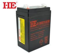 He 12V 2.3AH maintenance free lead acid battery ups storage solar battery 70x47x98mm replace 2.2ah 2.6ah 70X47X98MM