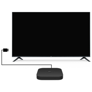 Image 3 - Orijinal küresel Xiao mi mi TV kutusu S 4K HDR Android TV 8.1 Ultra HD 2G 8G WIFI Google Cast Netflix IPTV Set top Box medya oynatıcı
