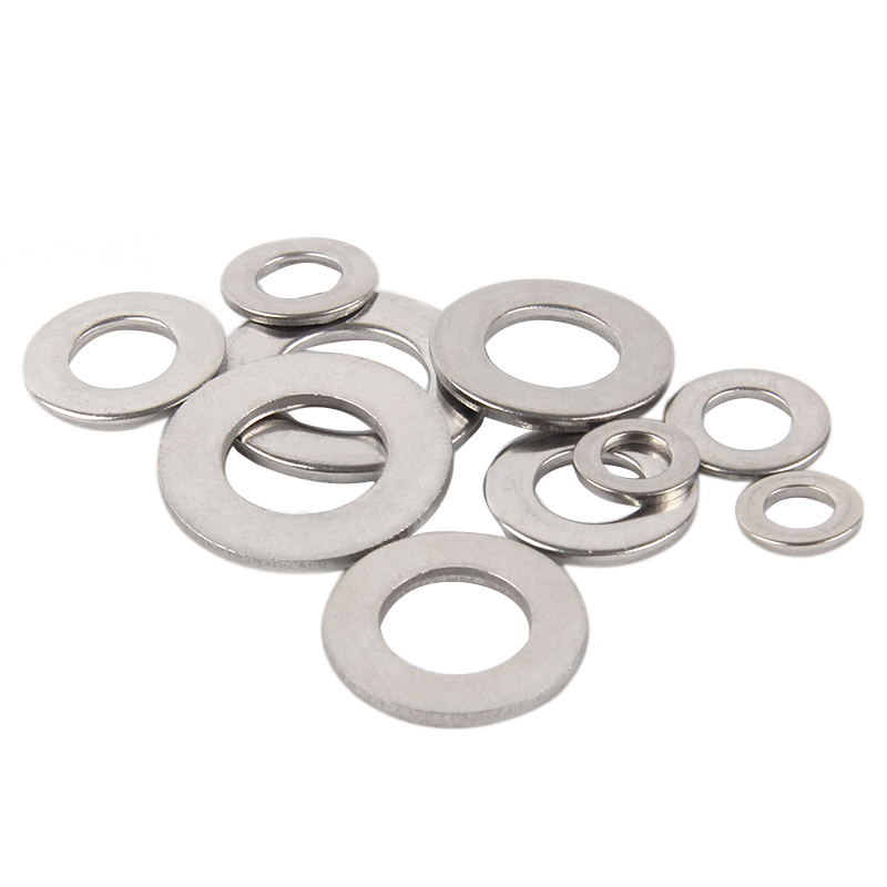 Various Zinc Plated Steel Washers Including Penny Mudguard M4 M5 M6 M8 M10