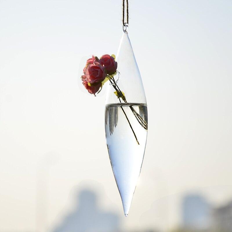 Творческий дом офиса ваза гидропоники растения микро пейзаж стеклянная ваза стильный минималистский номера оформлены подарок