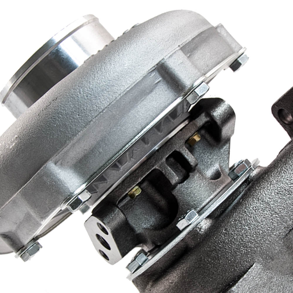 T3/T4 T04E STAGEIII TURBO +OIL FEED+OIL RETURN FOR CIVIC CRX 88 D16 D16 Y7 D16Y FOR FORD DODGE TURBOCHARGER TURBO 1998 1999 - 5