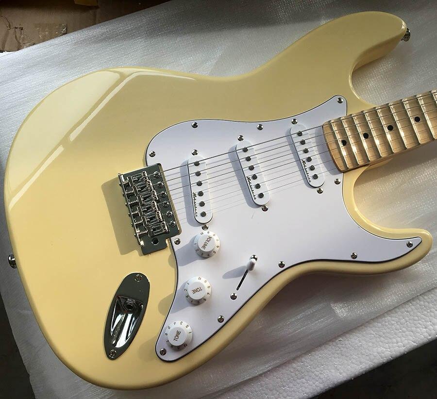 buy 2018 new arrival electric guitars deep scalloped maple fretboard guitar. Black Bedroom Furniture Sets. Home Design Ideas