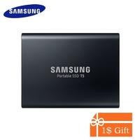 Samsung SSD T5 External 2T 1T 500GB 250GB External Solid State HD Hard Drive USB 3