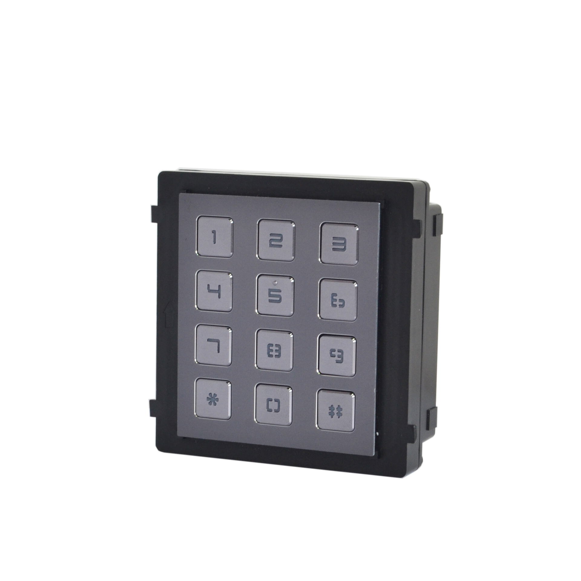 DS-KD-KP Keyboard Module For DS-KD8003-IME1, IP Doorbell Parts,video Intercom Parts,Access Control Parts,doorbell Parts