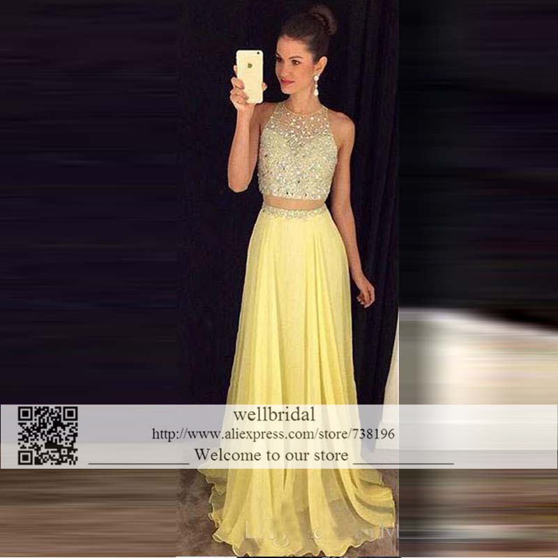 2016-Sexy-Yellow-Beaded-2-Piece-Prom-Dresses-With-O-Neck-Long-Elegant-Evening-Formal-Gowns.jpg