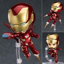 купить Nendoroid Iron Man Mark MK 50 Infinity Edition DX Version 988-DX Figure по цене 552.39 рублей