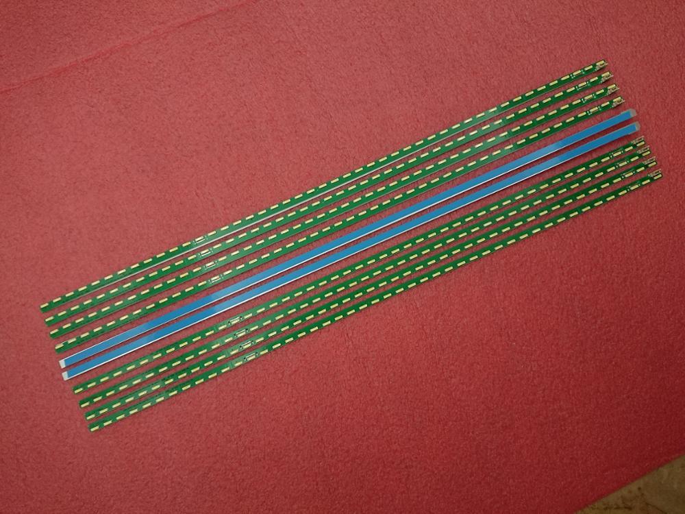 New 10set 20 pcs 46LED 537mm LED strip 49Inch FHD R L type G1GAN01 0791A G1GAN01