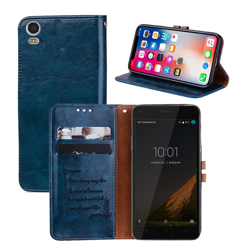 Newest Wallet Case For Haier Terra T51 Case Back Cover Case 5.0 100% Special PU Leather Flip Cover Phone Bag B01