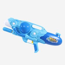 Безопасный ручной Pull-type водяной пистолет детский Забавный Интересный пистолет игрушки ручное Упражнение детские подарки Untra большой размер