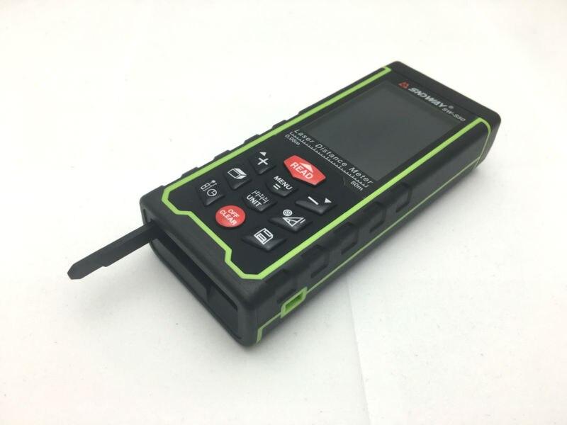 Laser Entfernungsmesser Usb : Sndway farbe display 50 mt 164ft digitale wiederaufladbare laser