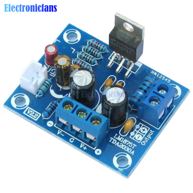 Integrated Circuits Diy Amplifier Kit Class A Amplifierin Integrated