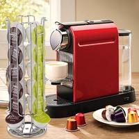 YONTREE Kahve Kapsül Için 1 ADET Kahve Ekran Raflar Ekran Raf Mutfak Depolama 24 32 Bardak Için Seçim