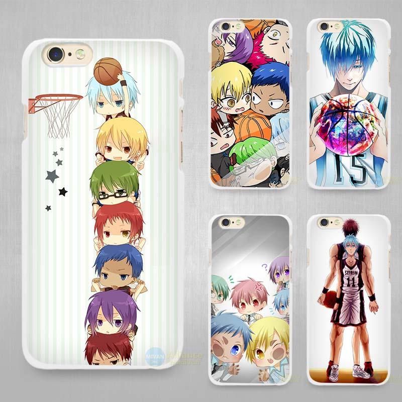 clear kuroko no basket coque iphone 6