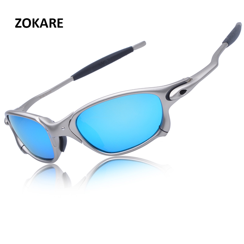 ZOKARE Professional Polarized Cycling Sunglasses Unisex Sports Bicycle Sun Glasses Running Fishing Goggles gafas ciclismo Z5-1 feidu 2015 brand designer high quality metal sunglasses women men mirror coating лен sun glasses unisex gafas de sol