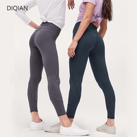 DIQIAN Spring And Summer Women Models Yoga Tight Pants Female Stereo Fitness Splicing Yoga Pants Z18027