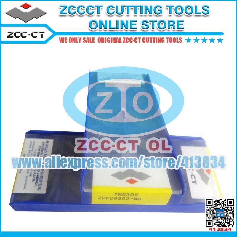 ZCCCT outils de coupe cnc outil de tournage inserts et cutter vis 1 pack