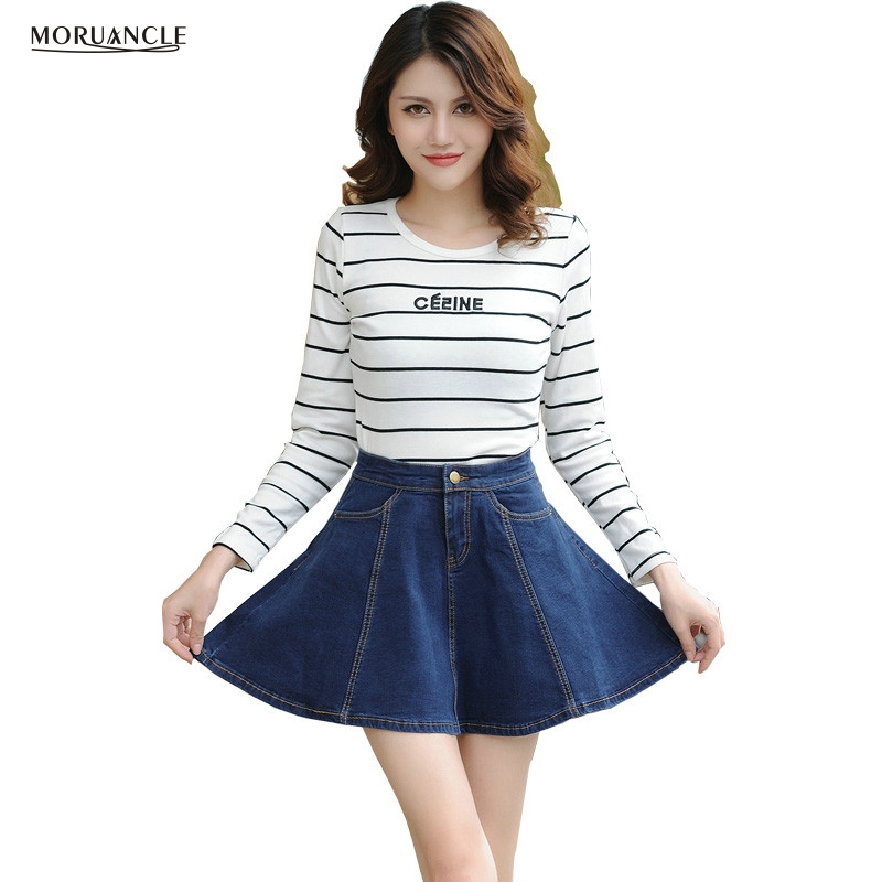 Online Get Cheap Short Jean Skirt -Aliexpress.com | Alibaba Group