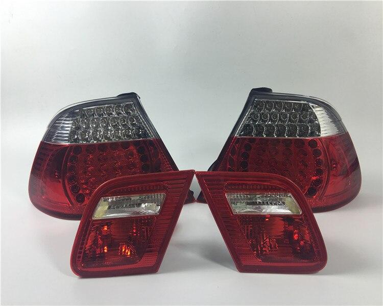 EOsuns luz traseira, luz de cauda da lâmpada interna para Kia Sportage 2011-2016