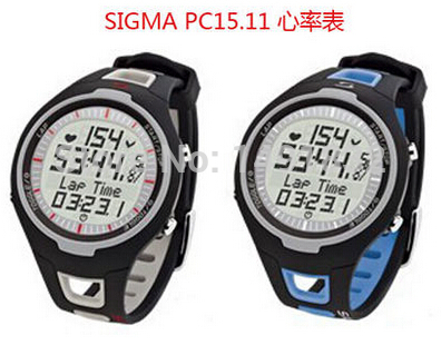 for SIGMA PC 15.11 Healthy Living Heart Rate Monitor Calorie Counter Heart  Pulse Watch Multi- 54fd00955c4