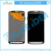 Black White LCD With Touch Screen Digitizer Assembly For Samsung Galaxy S4 Active I9295 I537 LCD